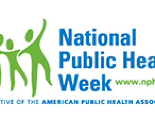 National Public Health Week is on!