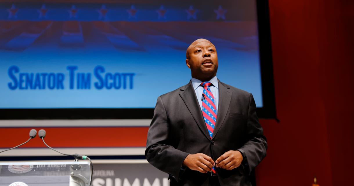 Senator Tim Scott sponsors S.1521
