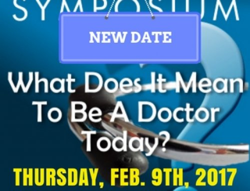Register Today for the 3rd Annual CCMS Symposium What Does It Mean To Be A Doctor Today?