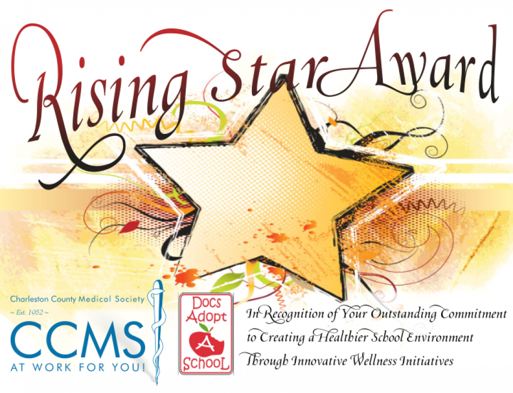 CCMS Docs Adopt ~ Rising Star Award