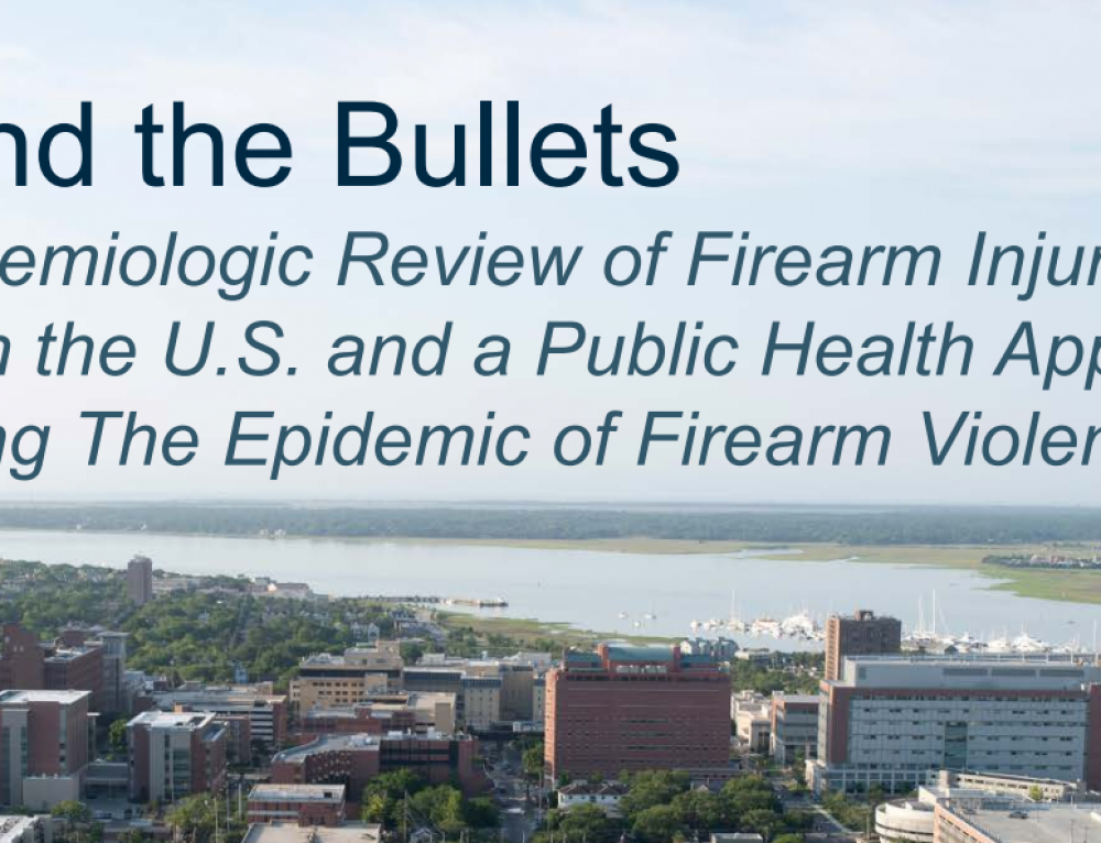 Behind the Bullets: An Epidemiologic Review of Firearm Injury and Death in the U.S. and a Public Health Approach to Reducing the Epidemic of Firearm Violence