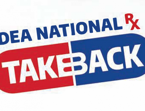 Take Back Day ~ Return your meds on Saturday, April 28th