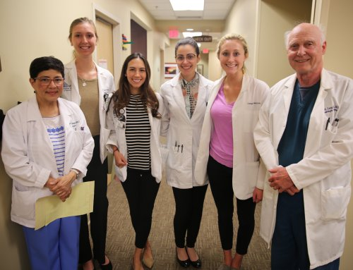 CCMS Members Volunteer at Free Skin Cancer Screen