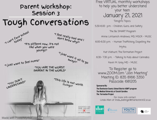Parent workshop – Session 3