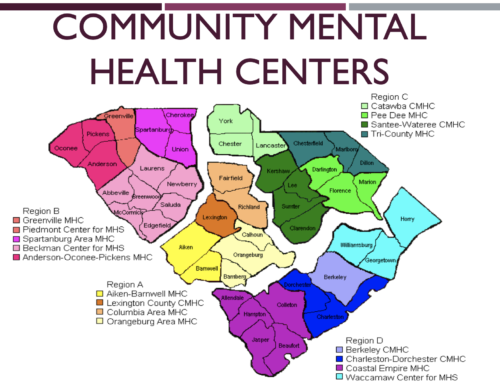 Mental Health Resource slides from Mayor's Wellness Committee